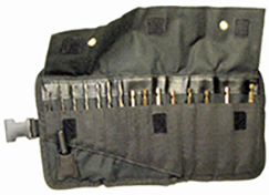 16 pc. QR-AG Set Soft Pouch Index